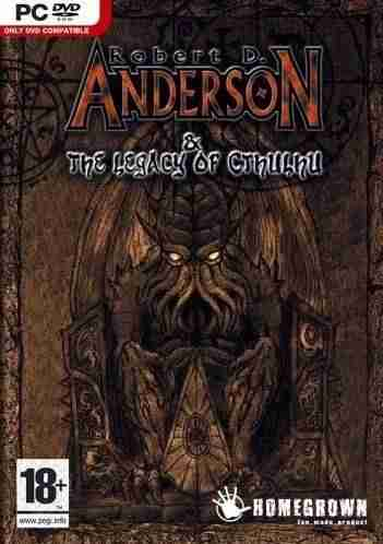 Descargar Robert D.Anderson And The Legacy Of Cthulhu [English] por Torrent